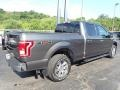 Ford F150 XLT SuperCrew 4x4 Magnetic Metallic photo #9