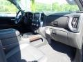 GMC Sierra 1500 Elevation Double Cab 4WD Pacific Blue Metallic photo #6