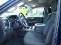 GMC Sierra 1500 Elevation Double Cab 4WD Pacific Blue Metallic photo #19