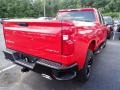 Chevrolet Silverado 1500 Custom Trail Boss Double Cab 4x4 Red Hot photo #6