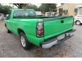 Chevrolet Silverado 1500 Work Truck Regular Cab Dark Green Metallic photo #6