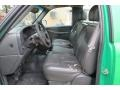 Chevrolet Silverado 1500 Work Truck Regular Cab Dark Green Metallic photo #15