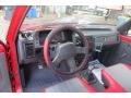 Mazda B-Series Truck B2200 Regular Cab Blaze Red photo #16