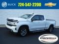 Chevrolet Silverado 1500 RST Double Cab 4WD Summit White photo #1