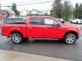 Ford F150 XLT SuperCrew 4x4 Race Red photo #6