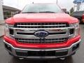 Ford F150 XLT SuperCrew 4x4 Race Red photo #8