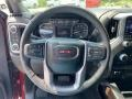 GMC Sierra 1500 SLT Crew Cab 4WD Red Quartz Tintcoat photo #13