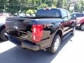 Ford Ranger XLT SuperCrew 4x4 Shadow Black photo #2