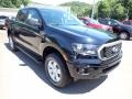 Ford Ranger XLT SuperCrew 4x4 Shadow Black photo #3