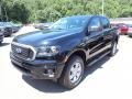 Ford Ranger XLT SuperCrew 4x4 Shadow Black photo #5