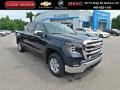 GMC Sierra 1500 SLE Crew Cab 4WD Carbon Black Metallic photo #1