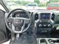 GMC Sierra 1500 SLE Crew Cab 4WD Carbon Black Metallic photo #3