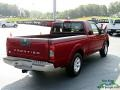 Nissan Frontier XE King Cab Red Brawn Metallic photo #5