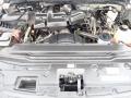 Ford F250 Super Duty XL Crew Cab 4x4 Ingot Silver photo #6