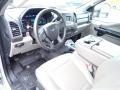 Ford F250 Super Duty XL Crew Cab 4x4 Ingot Silver photo #16