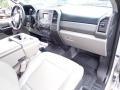 Ford F250 Super Duty XL Crew Cab 4x4 Ingot Silver photo #23