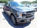 Ford F150 XLT SuperCrew 4x4 Magnetic photo #3