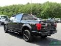 Ford F150 Lariat SuperCrew 4x4 Agate Black photo #3