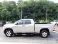 Toyota Tundra SR5 Double Cab 4x4 Silver Sky Metallic photo #5