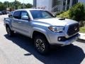 Toyota Tacoma TRD Sport Double Cab 4x4 Silver Sky Metallic photo #26