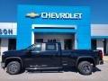 Chevrolet Silverado 3500HD LT Crew Cab 4x4 Black photo #1