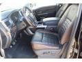 Nissan Titan Platinum Reserve Crew Cab Magnetic Black photo #15
