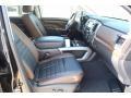 Nissan Titan Platinum Reserve Crew Cab Magnetic Black photo #30