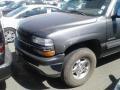 Chevrolet Silverado 1500 LT Extended Cab 4x4 Light Pewter Metallic photo #3