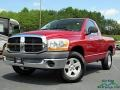Dodge Ram 1500 ST Regular Cab Inferno Red Crystal Pearl photo #1