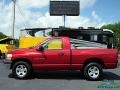 Dodge Ram 1500 ST Regular Cab Inferno Red Crystal Pearl photo #2