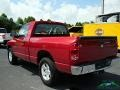 Dodge Ram 1500 ST Regular Cab Inferno Red Crystal Pearl photo #3