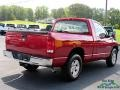 Dodge Ram 1500 ST Regular Cab Inferno Red Crystal Pearl photo #5