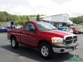 Dodge Ram 1500 ST Regular Cab Inferno Red Crystal Pearl photo #7