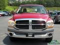 Dodge Ram 1500 ST Regular Cab Inferno Red Crystal Pearl photo #8