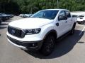 Ford Ranger XLT SuperCrew 4x4 Oxford White photo #5