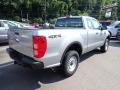Ford Ranger XL SuperCab 4x4 Iconic Silver photo #2
