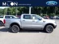 Ford Ranger XLT SuperCrew 4x4 Iconic Silver photo #1