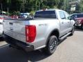Ford Ranger XLT SuperCrew 4x4 Iconic Silver photo #2