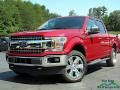 Ford F150 XLT SuperCrew 4x4 Rapid Red photo #1