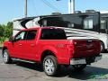 Ford F150 XLT SuperCrew 4x4 Rapid Red photo #3