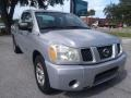 Nissan Titan LE King Cab Smoke Gray photo #1