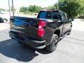 Chevrolet Silverado 1500 LT Trail Boss Crew Cab 4x4 Black photo #9