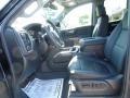 Chevrolet Silverado 1500 LT Trail Boss Crew Cab 4x4 Black photo #22