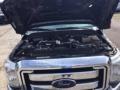 Ford F350 Super Duty XLT Crew Cab 4x4 Magnetic Metallic photo #2