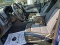Chevrolet Colorado Z71 Crew Cab 4x4 Pacific Blue Metallic photo #6