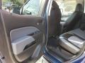 Chevrolet Colorado Z71 Crew Cab 4x4 Pacific Blue Metallic photo #28