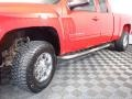 Chevrolet Silverado 1500 LT Extended Cab 4x4 Victory Red photo #8