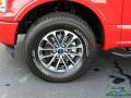 Ford F150 XLT SuperCrew 4x4 Race Red photo #9