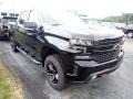 Chevrolet Silverado 1500 LT Trail Boss Crew Cab 4x4 Black photo #5