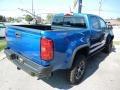 Chevrolet Colorado ZR2 Crew Cab 4x4 Bright Blue Metallic photo #4